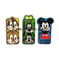 Buy cheap Cartoon Style Mobile Phone Silicone Cases apply to Iphone 5 / 5S from wholesalers