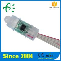 Buy cheap 12Mm DC05V IP67 rgb LED module , digital rgb LED pixels 0.3 W Power from wholesalers