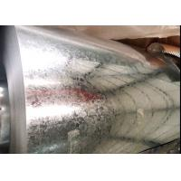 Buy cheap Corrugated Galvanized Steel Sheet , Outer Wall Galvalume Steel Roofing from wholesalers