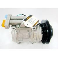 Buy cheap Isuzu Excavator Ac Compressor Replacement 24V B1 142mm 10PA15C ST250303 from wholesalers