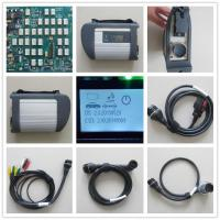 Buy cheap [UK / Turkey Ship No Tax] MB Star C4 SD Connect Compact 4 Multiplexer for Mercedes Benz Multi Languages for MB Car from wholesalers