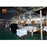Buy cheap Non Woven Fusible Interlining Thermal Bonding Production Line High Density Heavy Duty from wholesalers