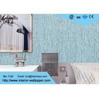 Buy cheap 0.53*10m Good Breathable Non woven Wallpaper for Bedding Room from wholesalers