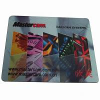 Buy cheap Custom Printed Mouse Pads, Soft Square Cloth Mouse Pad 210x260mm from wholesalers