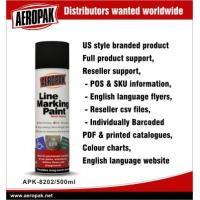 Buy cheap Aeropak Line Marking Paint,  Road Marking Paint, Grass Marking Paint from wholesalers