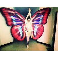 Buy cheap 2m Stage Decoration Wearable Moving Inflatable Wing from wholesalers