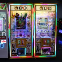 Buy cheap Pirate King Themed Prize Vending Machine Coin Operated Toy Vending Machines For Fun from wholesalers