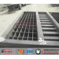 Buy cheap Metal Bar Grating Drainage Cover from wholesalers