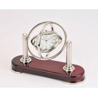 Buy cheap trophy craft gift clock globe from wholesalers