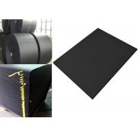 Buy cheap High Durability Large Roll Of Black Paper One Side or Two Side smooth Surface from wholesalers