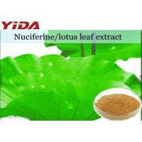 Buy cheap Lotus Extract Nuciferine Weight Losing Raw Materials Root / Leaf / Seeds product