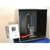 NFPA 701 Test Method 1 Vertical Flammability Testing Equipment 900 x 510 x 720 mm