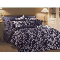 Buy cheap luxury Floral Bedding Sets , Bedroom Sheet Sets With High Yarn Reactive Printing from wholesalers