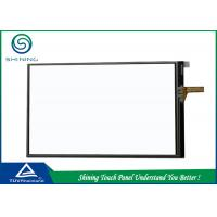 Buy cheap 4.3 Inch Analog 4 Wire Resistive Touch Panel for LCD Monitor Single Touch product