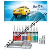 Buy cheap PU8630 windshield repair / replacement  polyurethane Urethane Adhesive Sealant from wholesalers