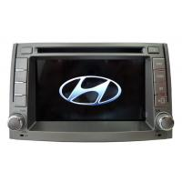Buy cheap Multi-language Hyundai DVD Player FM / AM SD Card Slot for H1 ST-1001 product