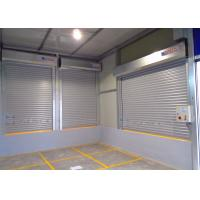 Buy cheap Industrial Outside / Inside Sectional Doors Safe 40mm Insulated Sandwich Panel from wholesalers
