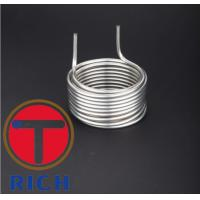 Buy cheap TORICH ASTM A269 Stainless Steel Tube Machining Products For Condenser from wholesalers