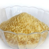 Buy cheap 3.6Mpa.S 240 Bloom Edible Cowskin Cattle Gelatin Granules from wholesalers