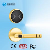 Buy cheap top security Zinc alloy hotel room locks with mechanical key deadbolt lock from wholesalers