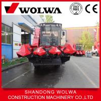 Buy cheap W4YM-3A 4 rows Self-propelled corn silage harvester for sale from wholesalers