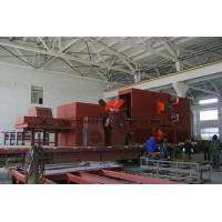 Buy cheap 3000 - 12000mm Steel Plate / Sheet And H Beam Cleaning And Shot Blasting Machine from wholesalers