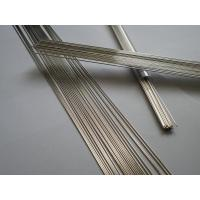Buy cheap 304 316 316L Stainless Steel Straight Wire Customized Straight Cut Wire from wholesalers