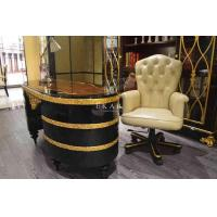 Buy cheap Modern Office Furniture Office Table Design Office Counter Design Office Chair And DTK-002 from wholesalers