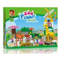 Buy cheap Building Block, lego type toys, ABS plastic, age 3+, colourful toys from wholesalers