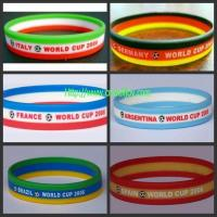 Buy cheap Hottest Silicone Bracelets from wholesalers