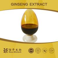 Buy cheap Chinese Medicinal Herb Series Red Ginseng Extract 40% HPLC from wholesalers