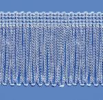Buy cheap Fashion shiny wholesale custom rayon bullion fringe tassel trimming for home decoration from wholesalers
