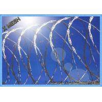 Buy cheap Razor Wire Builds Better Security Barrier Fencing from wholesalers