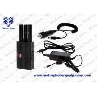Buy cheap Selectable Cell Phone Signal Jammer 3G Lojack GPS For Examination Hall product