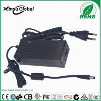 Buy cheap Best selling portable 12.6V 5A lithium ion battery charger with UL cUL CE GS SAA .etc from wholesalers
