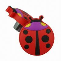 Buy cheap Cartoon Knob for Children's Furniture, 3D Embossed Design from wholesalers