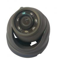 Buy cheap 700 TVL Black Vehicle Mounted Cameras , Infrared Mini Dome Security Car Camera product