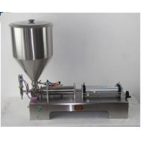 Buy cheap Small Manual Cosmetic Cream Filling Machine Stainless Steel 304 For Toothpaste / Shampoo from wholesalers