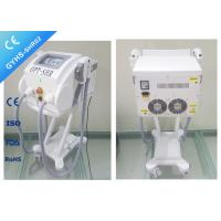 Buy cheap Double Handpiece IPL SHR Hair Removal Machine ,  Fast Light Shots IPL Treatment Machine from wholesalers