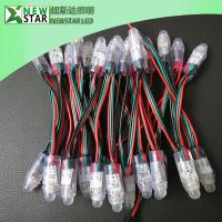 Buy cheap 5mm APA106 RGB Full color LED String from wholesalers