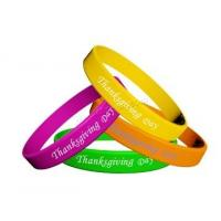 Buy cheap Silicone Wristband from wholesalers