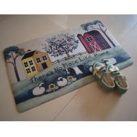 Buy cheap Durable Washable Rubber Floor Carpet , Custom Rubber Car Floor Mats from wholesalers