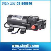Buy cheap 12v dc 2.0L/Min battery sprayer agricultural power sprayer pump from wholesalers