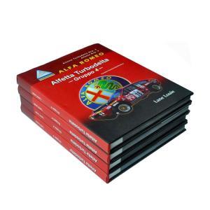 China A5 Size Custom Art Book Printing , Self Publish Book Printing OEM Service on sale