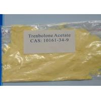 Buy cheap Most Powerful Anabolic Steroid , Trenbolone Acetate CAS NO 10161 - 34 - 9 For Body Building from wholesalers