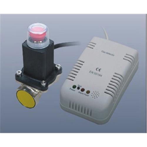 Gas Alarm Lpg Detector With Solenoid Valve Gas Shut Off Valve 92555716