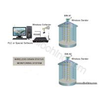 Buy cheap Wireless Grain Thermometry  System for Grain Storage Silo and Warehouse from wholesalers
