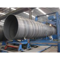 Buy cheap API 5L PSL2 Grade X52 (SAW Welded pipe) from wholesalers