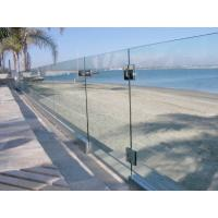 Quality Baby Balustrade DIY Glass Pool Fencing Baby Guard Rail for sale