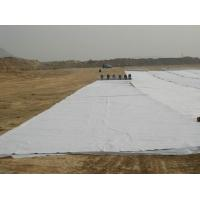 Buy cheap non-woven geotextile for road covering/swimming pool textile ,Nonwoven fabric 200g/m2 from wholesalers